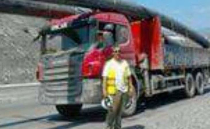 alerta, camión, grúa, robado, Segovia, Scania,