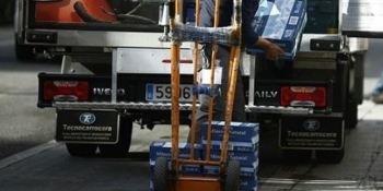 firmado, nuevo, convenio, transporte, mercancías, logística, Barcelona,