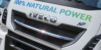 Iveco GNP, futuro, camiones, eléctricos, gas, natural, contaminación, transporte,