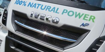 Iveco, gas natural, transporte por carretera, empresas, fabricantes del sector,