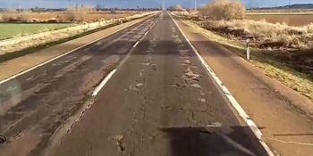 """Según la AEC, las carreteras presentan un estado """"muy deficiente"""""""