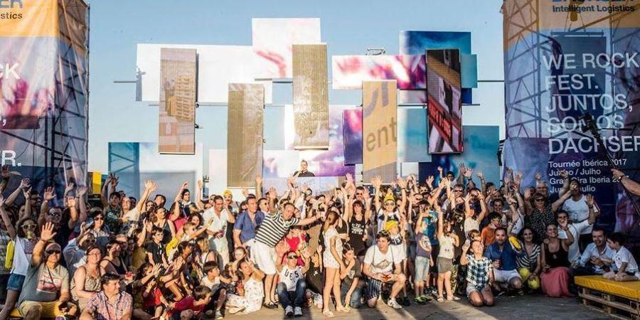 Dachser Iberia, gana, premio, proyecto, año, festival, Pekín,