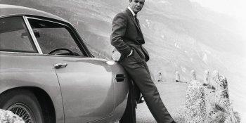 DB5, Goldfinger, Aston Martin, 25, edición, limitada,
