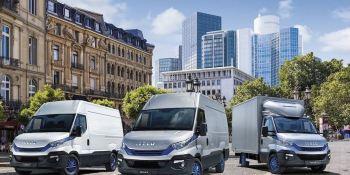IVECO, Feria 2018, Hannover, vehículos, fabricantes del sector,