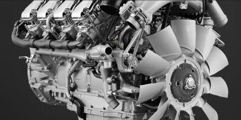 Scania, motores, reinicia, producción, ventas, motor, V8,