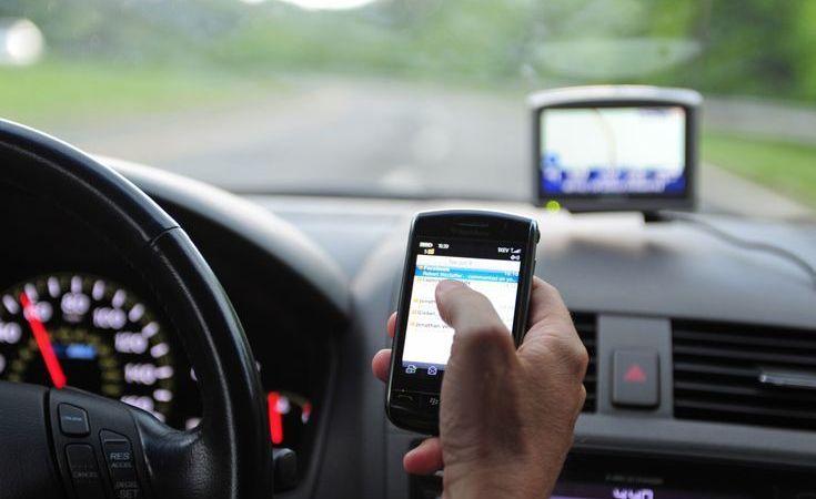 conductores, patrimonio, accidente, RACE, considera, desproporcionado, uso, móvil,