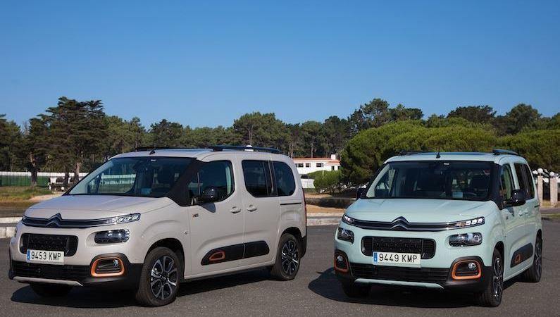 Citroën, Berlingo, lanzamiento, comercial,