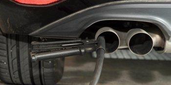 aumenta, emisiones contaminantes, diésel, gasolina,