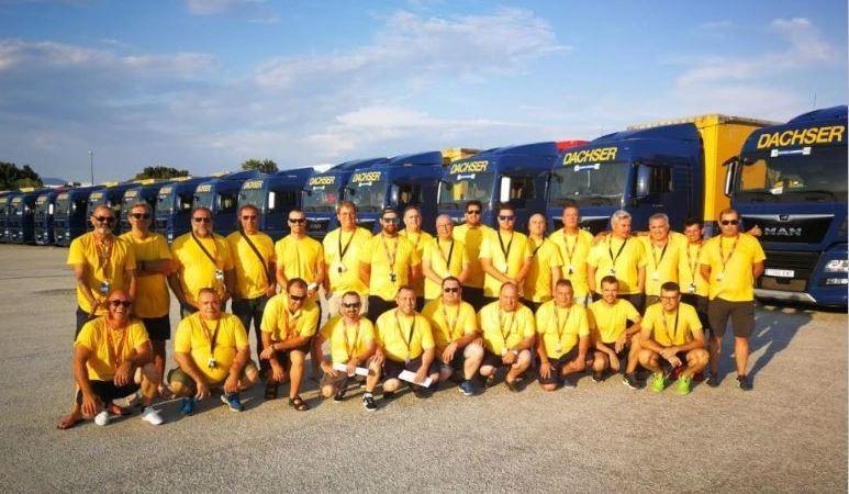 Dachser, Vuelta, profesionales, logística, experiencia,