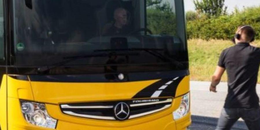 Mercedes-Benz, Active Brake Assist 4, Setra