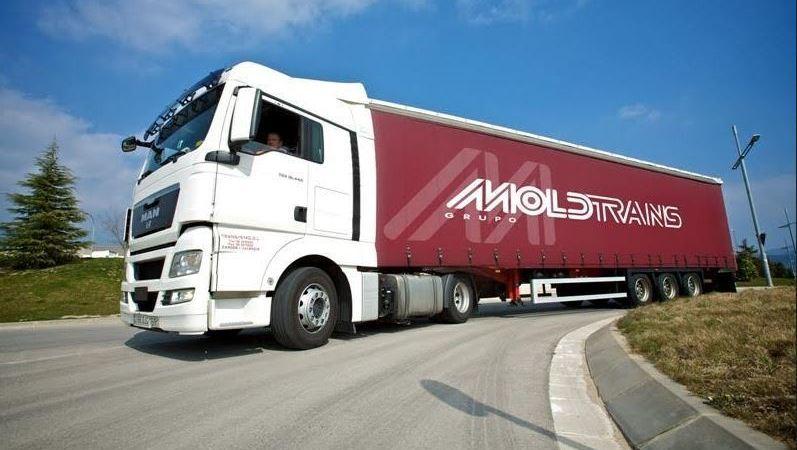 Moldtrans, transporte, mercancías, carretera, Andalucía, Portugal,