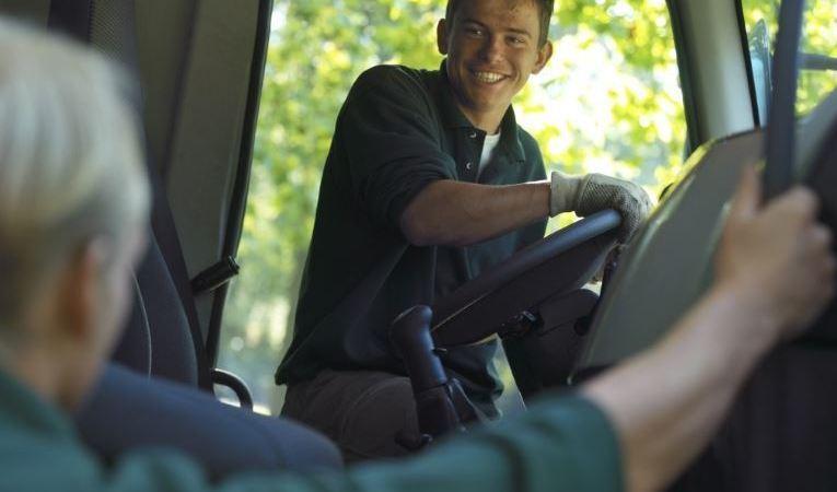 dos conductores, tacógrafo, tiempos, conducción, descanso, alternar, horas, colaboradores,