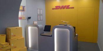 DHL Express, nuevo, Center, Alicante,