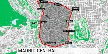 plataforma, afectados, Madrid Central, estafa, trampa,