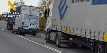 camionero, investigado, accidente, nueve, tasa, alcoholemia,