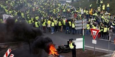 chalecos amarillos, vídeo, movimiento, entender, France 24, reportaje, actualidad, sociedad,