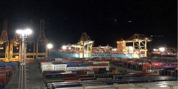 APM Terminals, Barcelona, Maersk, Bossanova, primera, escala,