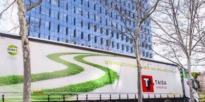 Taisa Logistics, premio, Lean&Green, compromiso, sostenibilidad,
