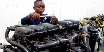 Scania, formación, mecánicos, cursos, formación, fabricantes del sector,