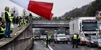 CETM. Gobierno, medidas, paliar, pérdidas, económicas, Francia, protestas, transporte,