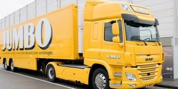 DAF, Trucks, camión, eléctrico, supermercados, Jumbo, camiones, fabricantes del sector, empresas,