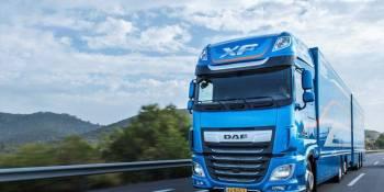 DAF, camión, emisiones, miente, CO2, gases, 2019,
