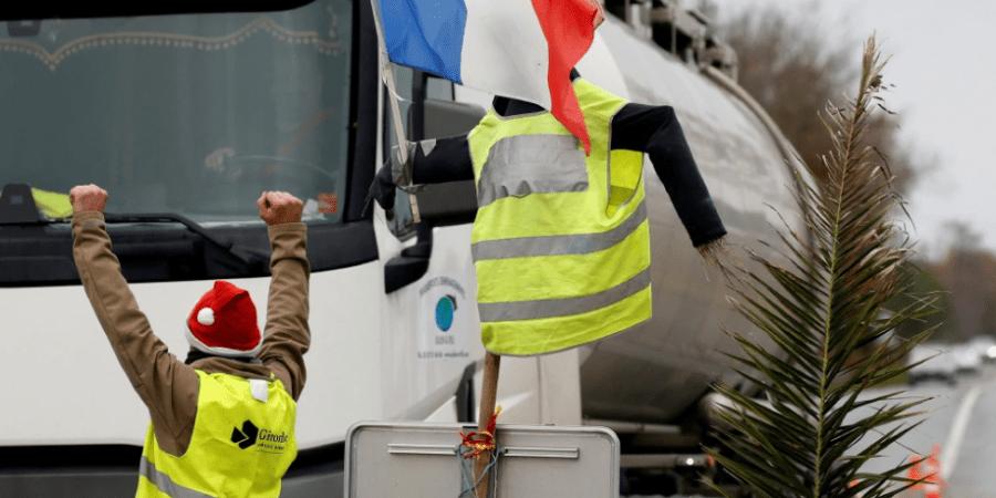 sindicatos, Francia, huelga general, 20 de febrero,