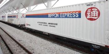 Nippon Express, Europa, trenes, ferrocarril, logística, empresas, otros transportes, actualidad, internacional, Alemania,
