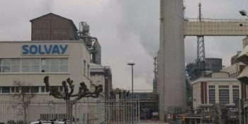USO, denuncia, Solvay, Cantabria, transportistas, precios, abusivos,