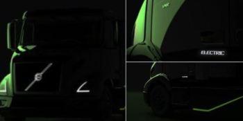 Volvo,, Trucks, North America, presentación, eléctrico, presentación, 2019,