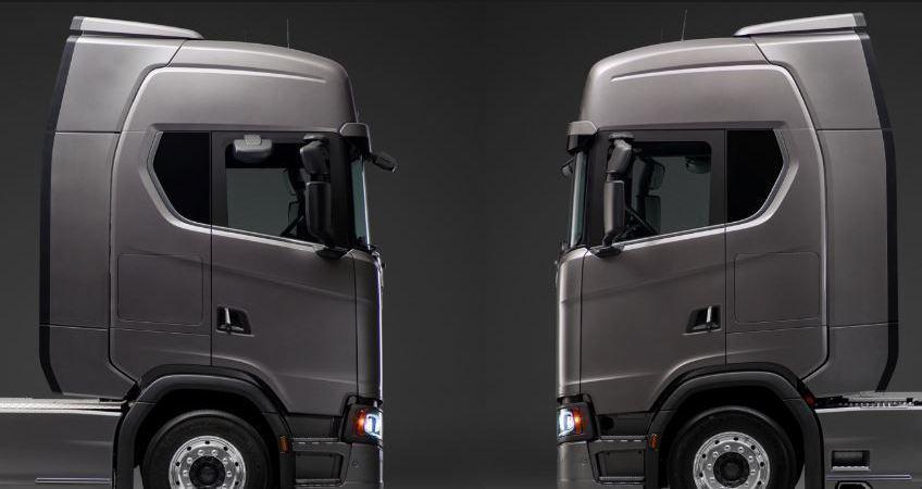 ajuste, deflector, camiones, consumo, combustible, Scania,