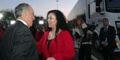 Alexandrina, camionera, portuguesa, presidente, Portugal, realidad, camioneros, sociedad,