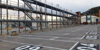 APM Terminals, Barcelona, aumenta, capacidad, contenedores, frigoríficos,