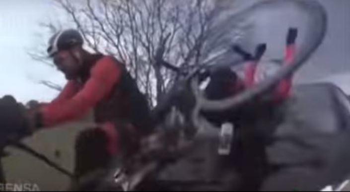 atropello, Dani Rovira, bicicleta, coche, documental, sociedad, sucesos,