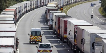 camiones, hortalizas, Brexit, Reino Unido,