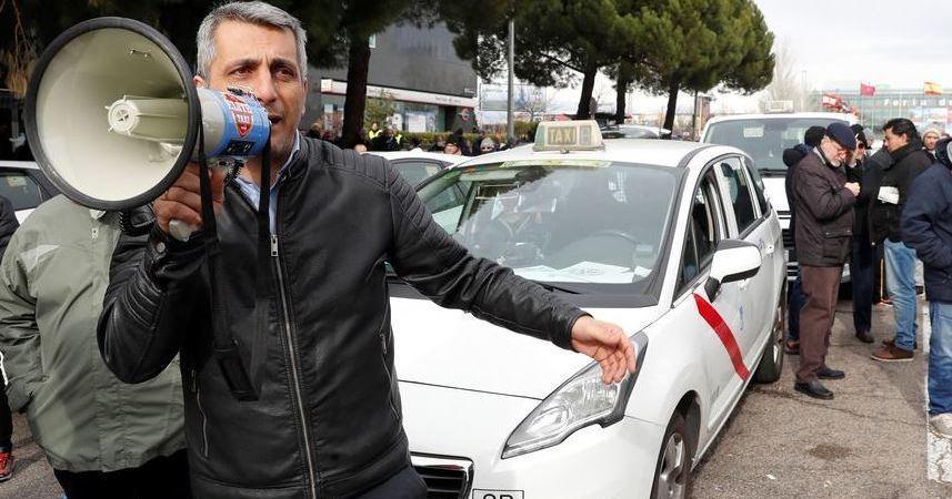 Huelga, taxi, taxistas, Madrid, continua, nuevas movilizaciones, actualidad sector,