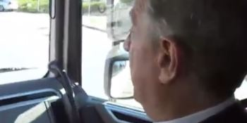 Presidente, Portugal, camioneros, problemas, actualidad,,sociedad, transporte internacional,