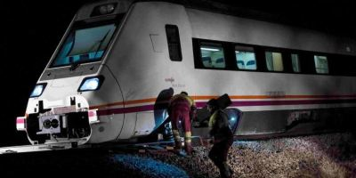Adif, denuncia, posible, sabotaje, descarrilamiento, tren, Torrijos,