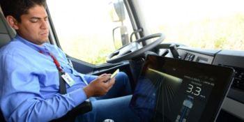 Volvo, entrega, primeros, camiones, conducción., autónoma, Brasil, empresas, fabricantes del sector,.