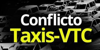 guerra, taxi, VTC, juzgados, Ministerio de Fomento,