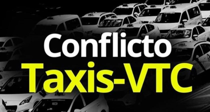convocado, comité, madrileño, transporte, carretera, conflicto, taxi, VTC,