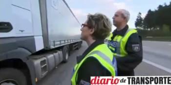controles, alcoholemia, Alemania, camioneros, consumo, alcohol, áreas de servicio,