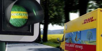 DHL Freight, servicios, medición, huella, carbono, compensación, emisiones,