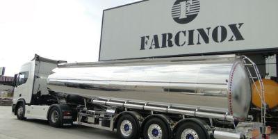 Farcinox, bate, récord, fabricación, cisternas, 2.018