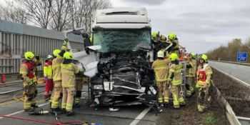 fallece, camionero, español, accidente, Alemania,