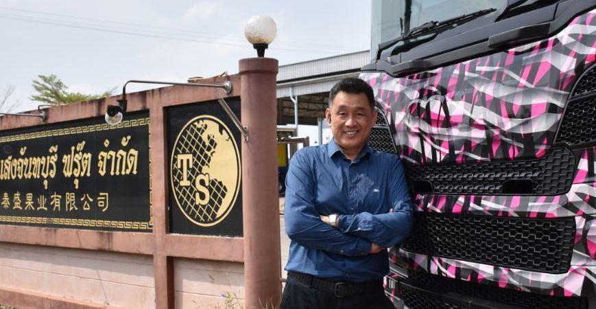 nueva fábrica, Scania, Tailandia, clientes, empresas, fabricantes de sector,
