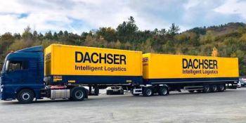 Dachser, empresas, logística y almacenaje, transporte, megacamión, línea diaria,