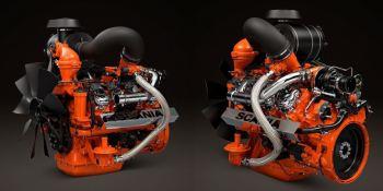 nuevo, motor biogás, Scania, residuos, orgánicos,