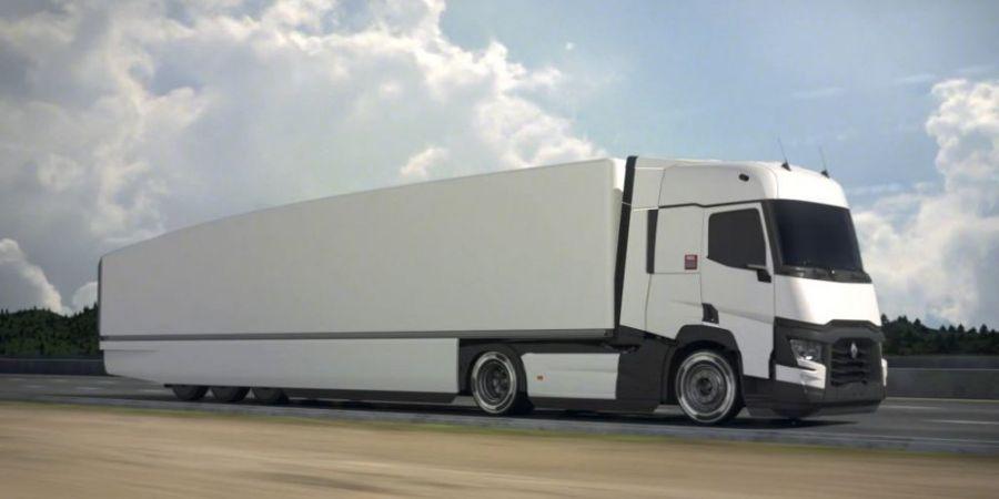 Optifuel Lab 3, Renault Trucks reducción, consumo, combustible,