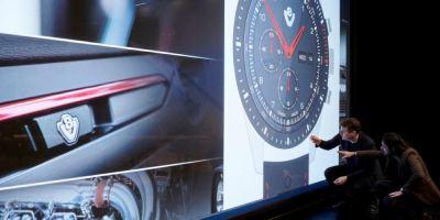 edición, especial, relojes, Scania, fotos,